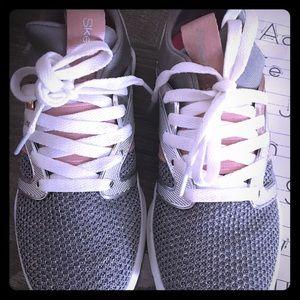 Girls sketchers sneakers